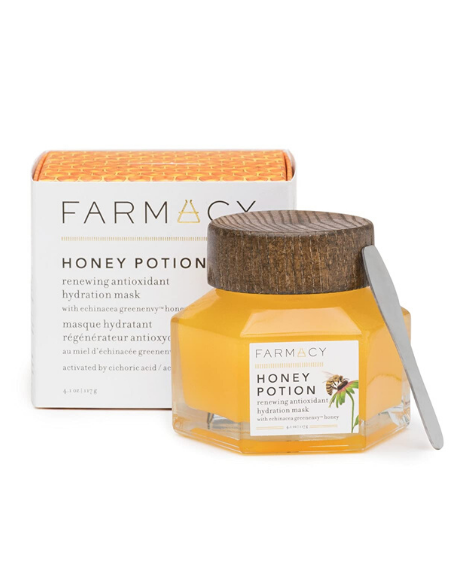 FARMACY – HONEY POTION Mascarilla de hidratación antioxidante renovadora