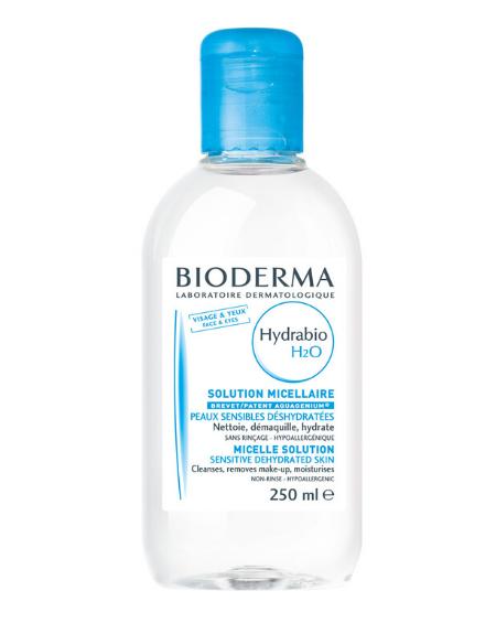 BIODERMA – HYDRABIO H2O - Solución micelar desmaquillante