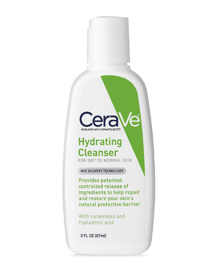 CERAVE – Hydrating cleanser / Limpiadora hidratante
