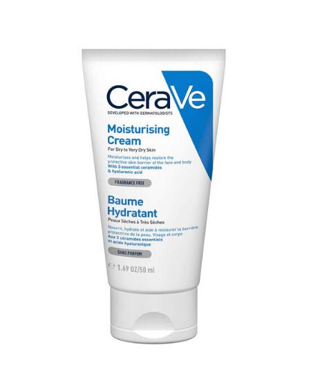CERAVE – Moisturising Cream / Crema Hidratante
