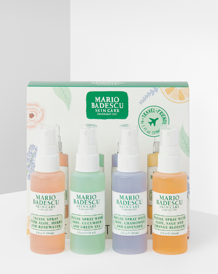 MARIO BADESCU - The Mini Mist Collection