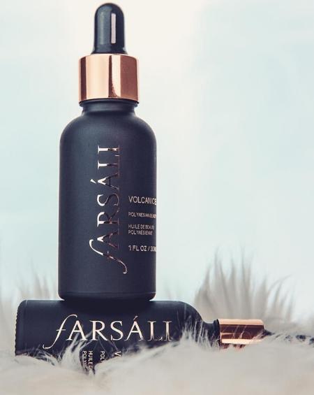 FARSALI – Volcanic Elixir Polynesian Beauty Oil