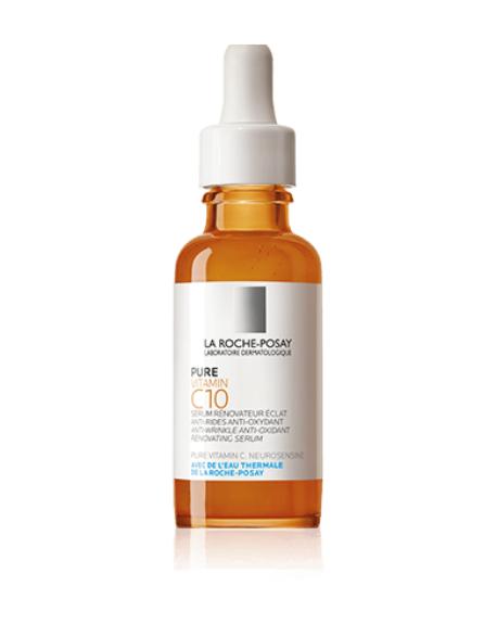 LA ROCHE POSAY - Pure vitamin c10 serum