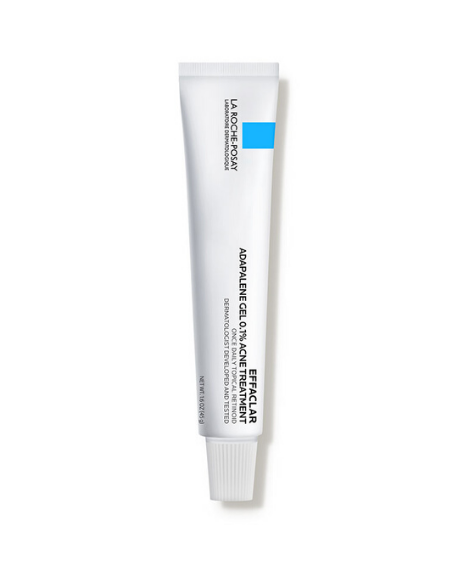 LA ROCHE POSAY – Effaclar Adapalene Gel 0.1% Retinoid Acne Treatment