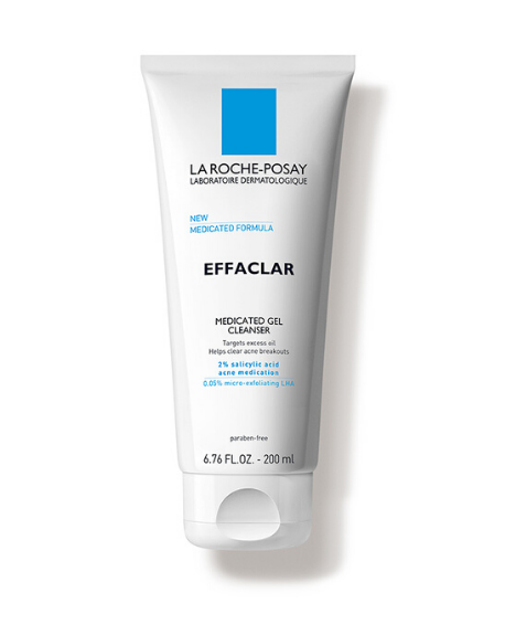 LA ROCHE POSAY – Effaclar Medicated Gel Acne Cleanser