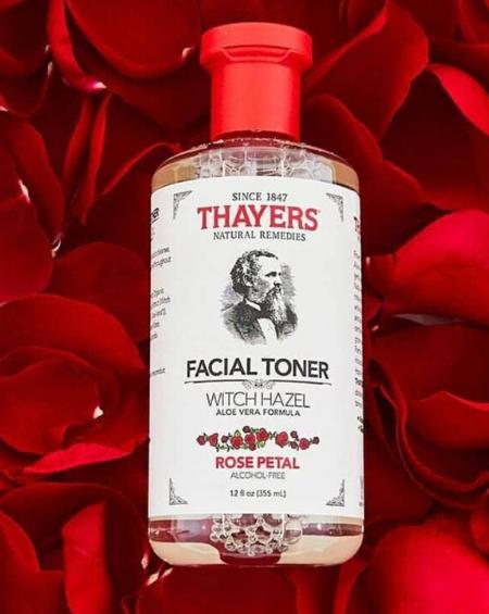 THAYERS – Tónico facial de pétalos de rosa