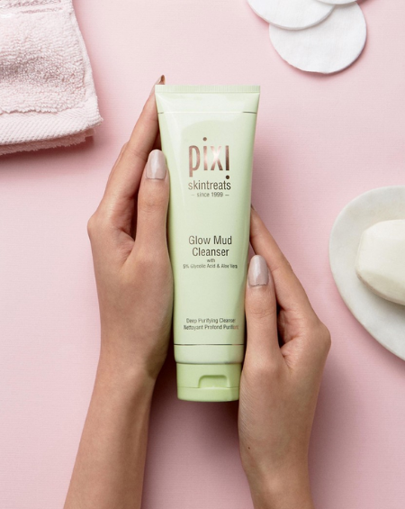 PIXI – Glow Mud Cleanser
