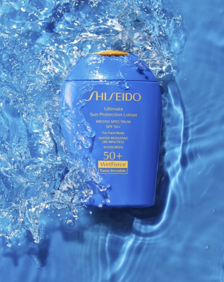 SHISEIDO - Ultimate Sun Protector Lotion SPF 50+ Sunscreen