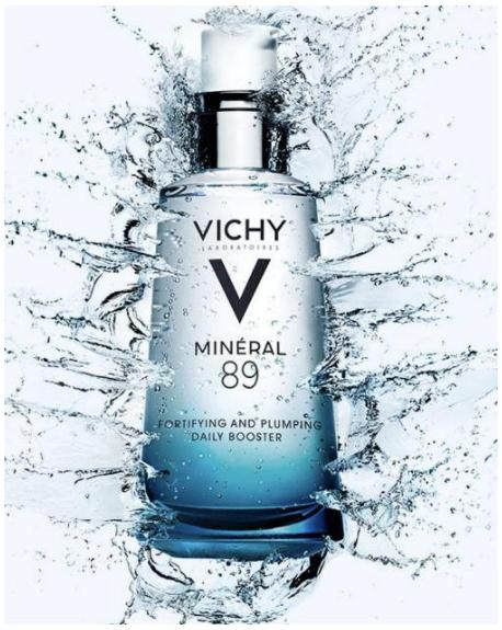 VICHY - Vichy Mineral 89