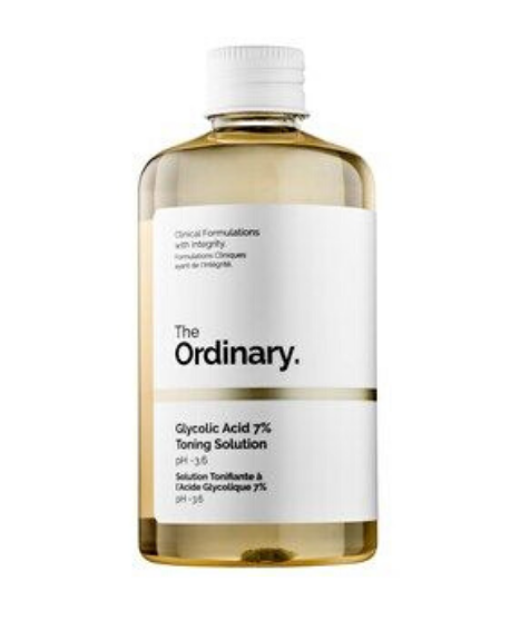 THE ORDINARY - Glycolic Acid 7% Toning Solution