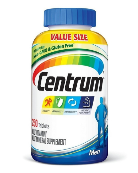 CENTRUM - CENTRUM MEN– 250 Tablets