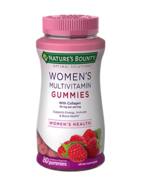 NATURE'S BOUNTY - Women's Multivitamin Gummies