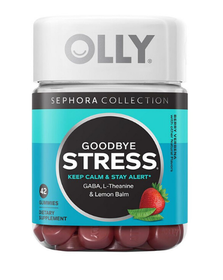 OLLY GUMMIES GOODBYE STRESS