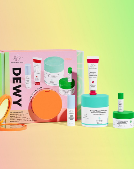 DRUNK ELEPHANT - Dewy: The Polypeptide Kit