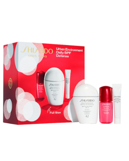 SHISEIDO – Urban Environment Daily SPF Defense