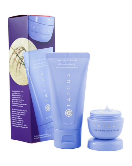 TATCHA - Plump + Dewy Duo