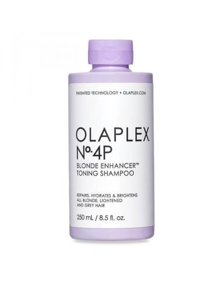 OLAPLEX – Champú tonificante No.4P Blonde Enhancer ™
