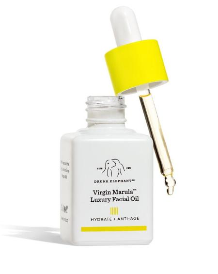 DRUNK ELEPHANT -     Aceite facial de lujo Virgin Marula